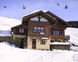chalet le prariand