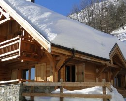 Chalet Skidh****  (10 pers)