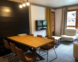 Ourea 1950 - Appartement 41m² - 1 chambre/4 pers.