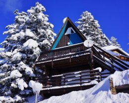 Chalet cosy 8 Places