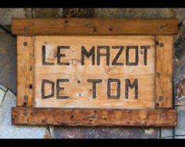 CHALET LE MAZOT DE TOM