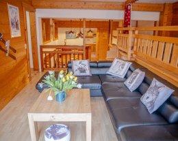 Le Gite des Alpes - Le Mont-Blanc 4 chambres - 12 personnes