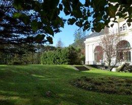 Le Majestic, appartement de standing de 130 m² en rez de jardin avec terrasse privative de 165 m², jouissant d'un environnement exceptionnel au centre de Chamonix
