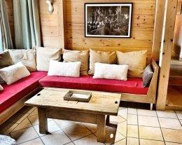 Chalet de charme**** -  Spacieux - centre village - 150m piste de ski