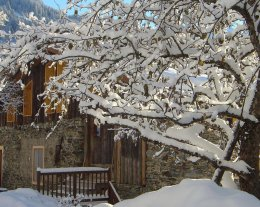 Chalet Cocooning L'Ours Blanc