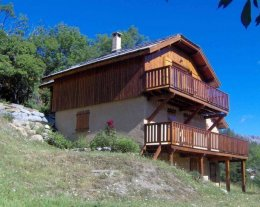 Chalet 11 personnes, 5 chambres