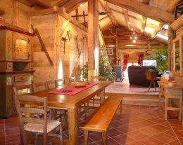 Au Bon Vieux Temps N°1, 200 m2- Sauna- 2 Jacuzzis (int & ext) - local à Ski / Vélo fermé.