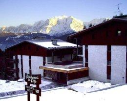Résidence La Cry - Balcon du Mont-Blanc