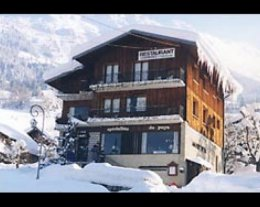 Chalet Edelweiss (20-30 personnes)