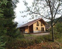ERABLE chalet bio avec sauna finlandais