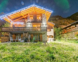 chalet ETERLOU appt 4 pers. rdjardin CHAMPAGNY