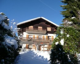 Chalet Tante Marie