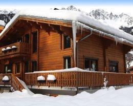 Chalet Darjiling à Chamonix magnifique vue .... !