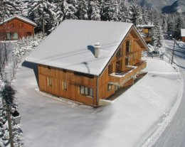 Chalet FORESTIER - Appartement L'ARCOSSE