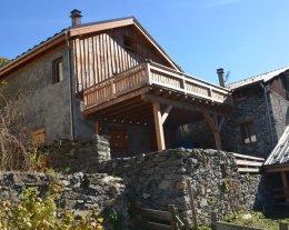 Domaine Paradiski -Vallandry -les Arcs - chalet des GONES-