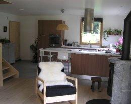 Chalet récent  vue imprenable 130 m² Chamonix