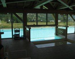 La Chamoissière   : résidence avec piscine ,sauna ,hammam