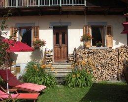 Maison de pays entièrement rénovée, vallée de Chamonix