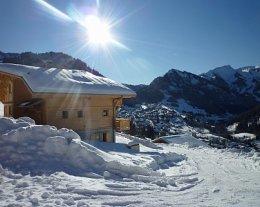 Chalet de standing L'Etagne avec Spa, Sauna et Balneo