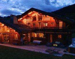 Le Chalet d'en Haut -  Spa et Sauna - Pied des pistes