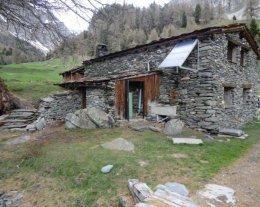 Chalet d'alpage de Pralezan