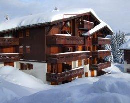 Appartement dans chalet - Skis aux pieds - Forêt des Rennes 1 - Les Saisies