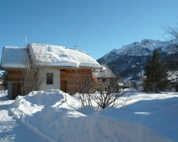 SERRE CHEVALIER CHALET LE GRAND AREA