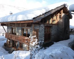 NATURE SKI LODGE STERWEN SAUNA JACUZZI HOT TUB LES ARCS-PARADISKI