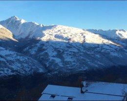 Belle vue sur la vallée