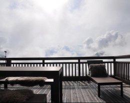 appartement montagne doucy/ valmorel 6/7 pers terrasse pied des pistes