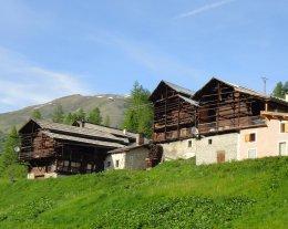 La Maison de Lucien **** (10-12 pers) Saint véran