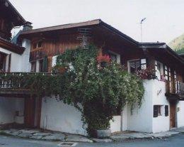 Argentière, Le Rocheray Ouest, grand loft de charme au coeur du vieux village