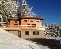 Appartement 10 personnes 100m² Doucy/Valmorel + Sauna