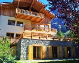 Le Chalet de Garriba- Appartement du Renard