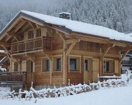 Chalet-Nuances*****, 5 étoiles,  tout Neuf aux Contamines-Montjoie, Pays du Mont Blanc