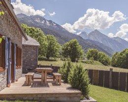 Chalet de caractère grand confort, & SPA avec vue 360° sur la Vallée d'Aure - Le NÉOUVIELLE