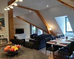 Centre de Saint Lary standing 6-8 personnes 3 chambres 2 sdb