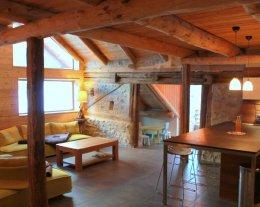Chalet 230m2,12 places, sauna, Jacuzzi, piste à 30 m.