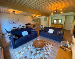 Residence Le Grenier appartement neuf ski aux pieds 8 pers