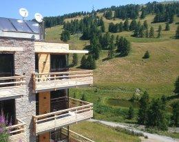Chalet éco-design & luxe sur les pistes