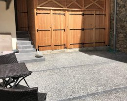 """N°5 de Chalet-Maison """"Cosy"""" 4* Cauterets au coeur du village 3 CH+ Mezzanine+Jacuzzi+Hammam /parking"""