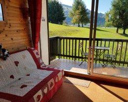 les Alpages - Plein Sud, vue sur le Mont Charvin, Piscine, Tennis