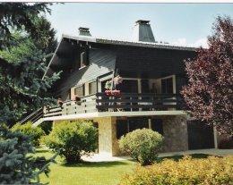 Appartement en Chalet Chamonix Mont-Blanc 5 à 6 personnes