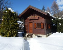 Chalet Chamonix Mont-Blanc 2 à 4 personnes