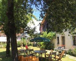 Grand chalet, entre Les Carroz et Morillon, Agy
