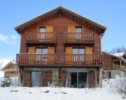 chalet le pacodo