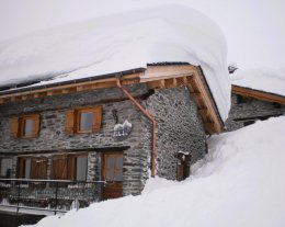 Chalet ETERLOU maximum 12 personnes