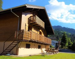 Chalet  CHATEL  8-10 pers
