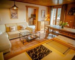 Gite des Alpes  - L'Aravis 5 Chambres - 14 personnes