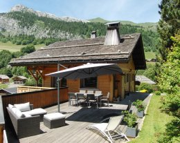 chalet chatillon